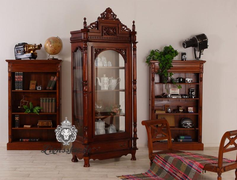 m bel im kolonialstil home ideen. Black Bedroom Furniture Sets. Home Design Ideas