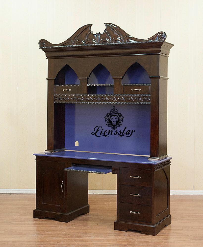 Schreibtisch Luxus Fledermaus