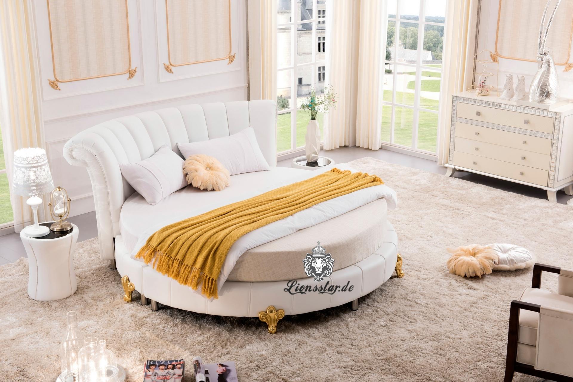 barock bett wei himmelbett bett antik wei barock engel gold barockbett spiegel polsterbett so. Black Bedroom Furniture Sets. Home Design Ideas
