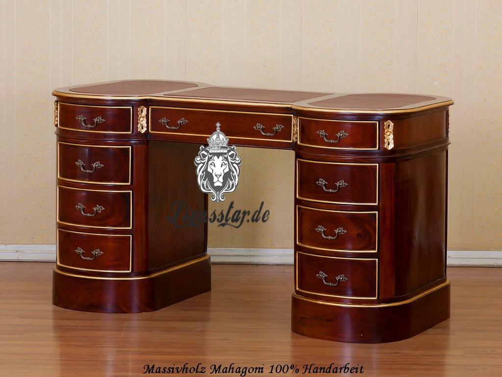 Barockstil Schreibtisch Franz
