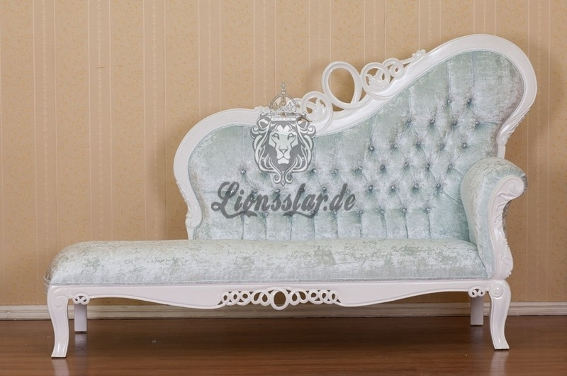 Chaiselongue Antik