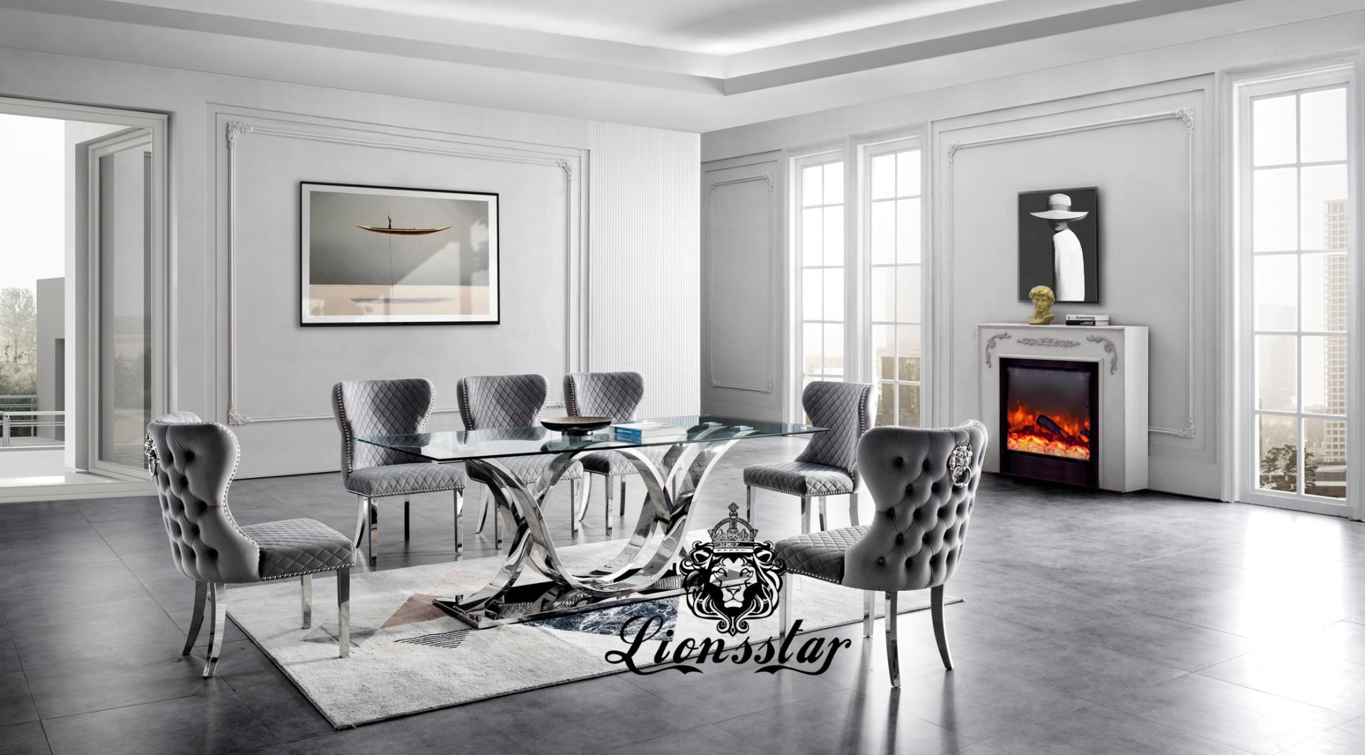 Luxus Esstisch Light Loft Design