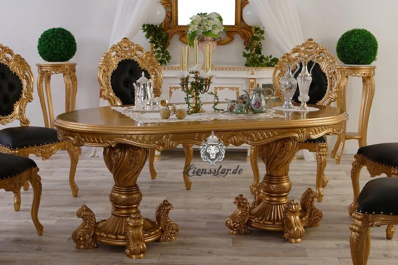 Luxus Tischgruppe