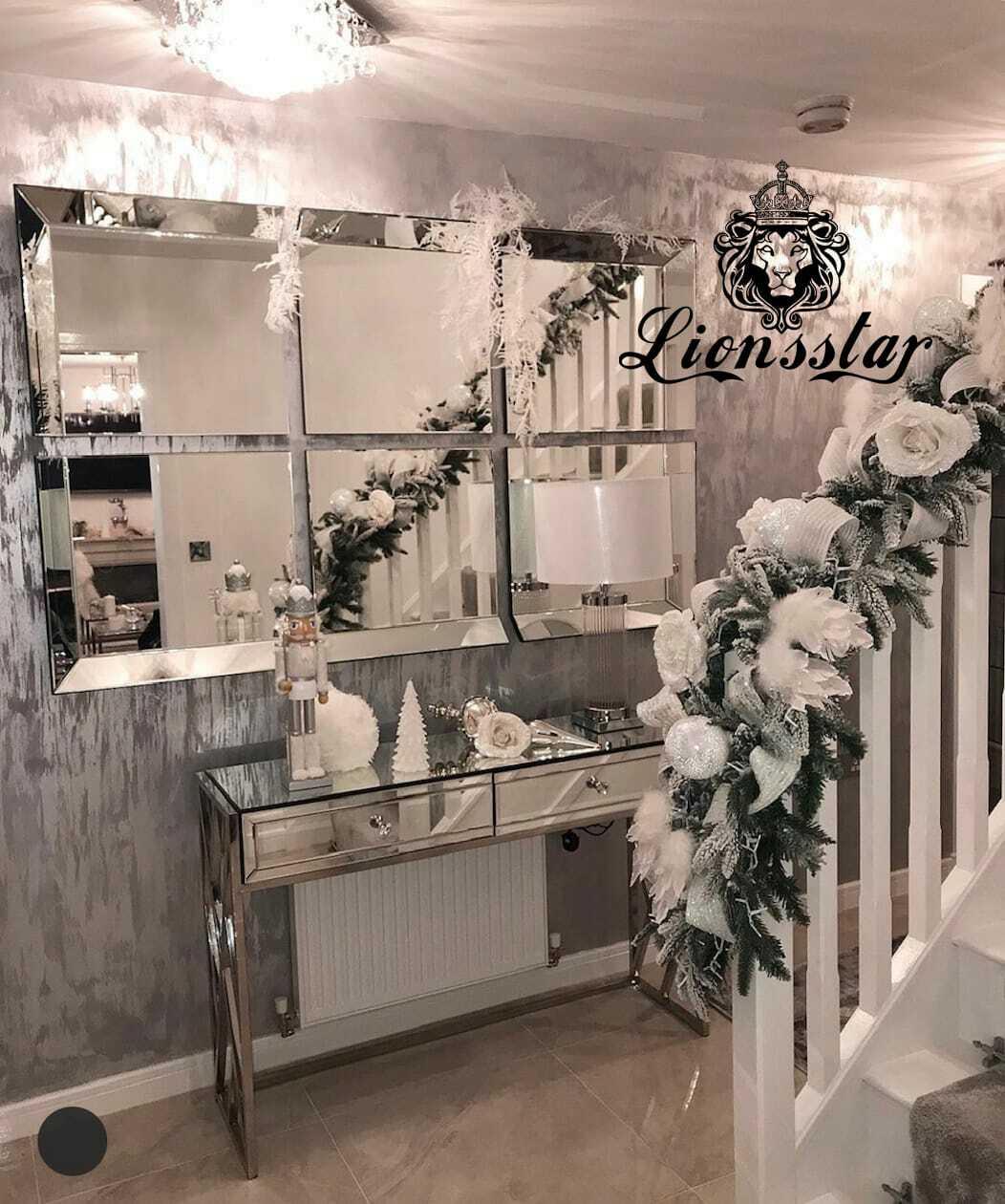 Designer Spiegelelemente Spiegelwand 150x90