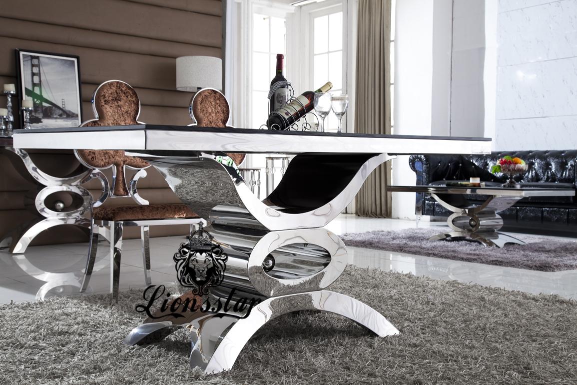 Tischset Modern Silber