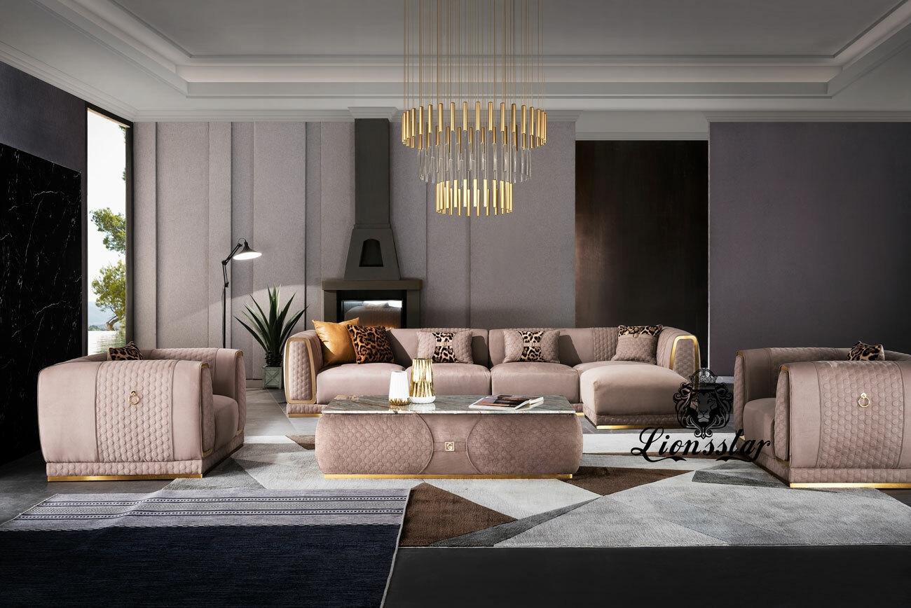 Modernes Design Sofa Set Rings