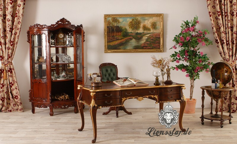 Luxus Schreibtisch