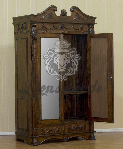Spiegelschrank Rococo
