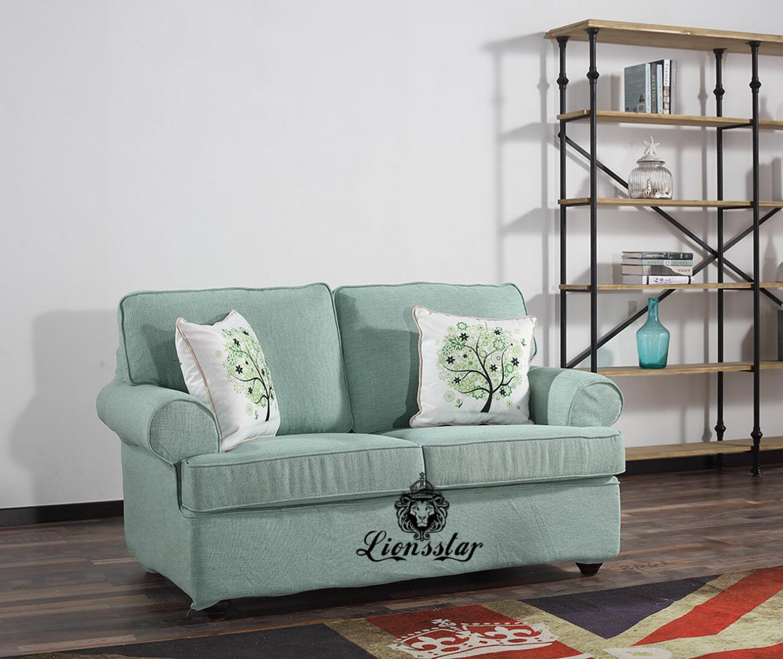 Stil Design Sofa Set Pastell Grün