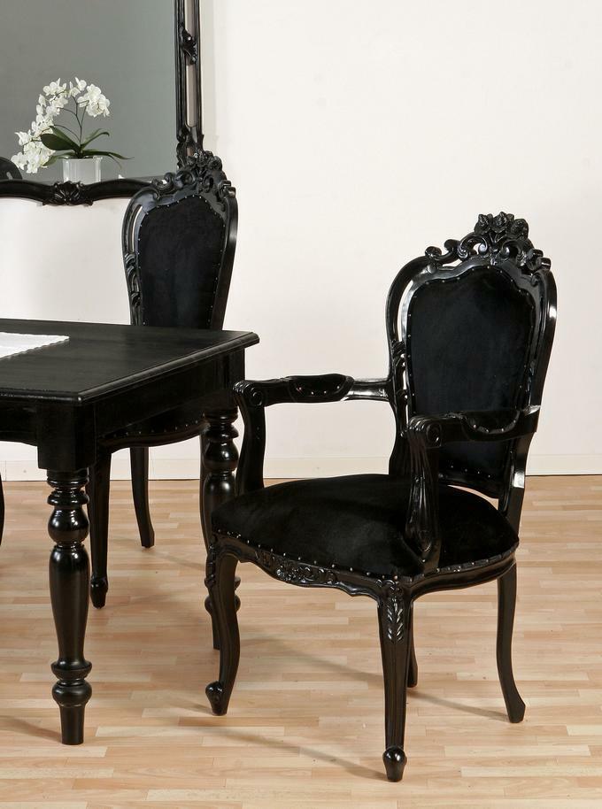 Stuhl Gothic