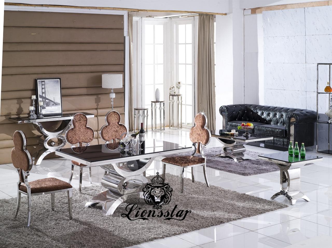Designer esstisch set lionsstar gmbh for Tischset design