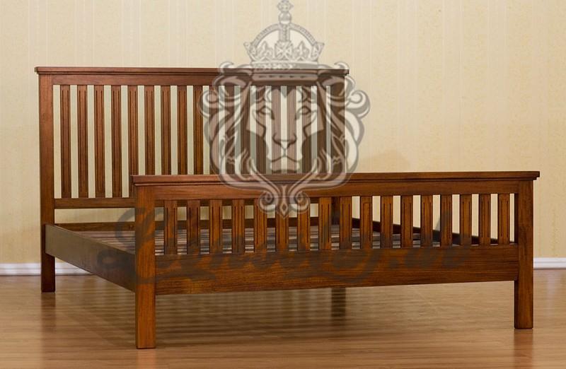 Empire Bett Klassik Design