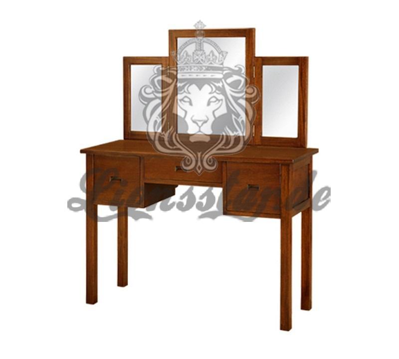 Spiegelkommode Barock Mahagoni Holz Sk.210