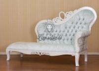 Chaiselongue Antik