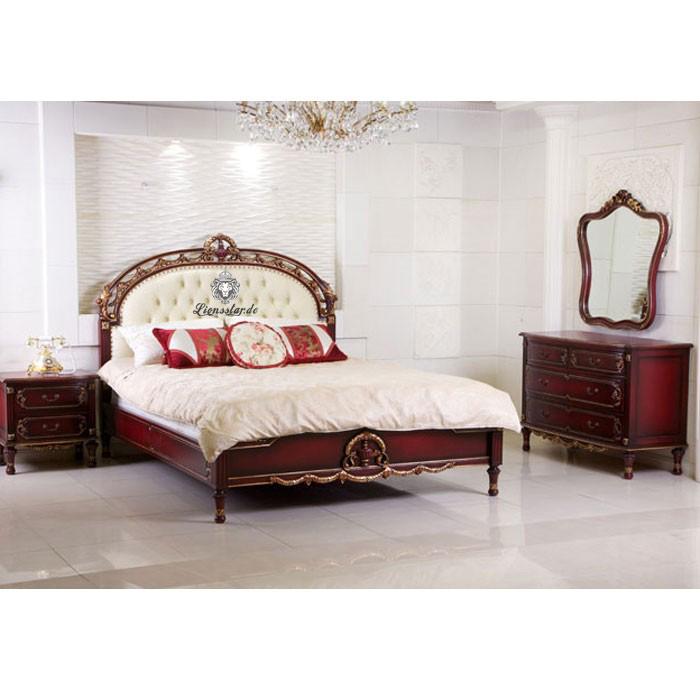 Luxusbett aus dem Hause Louis XV