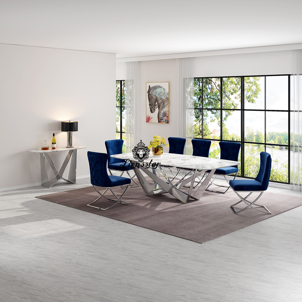 Luxus Designer Esstisch Abstract