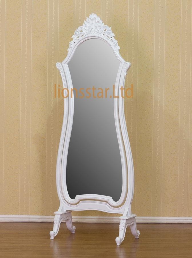 Spiegel Luxus Weiß