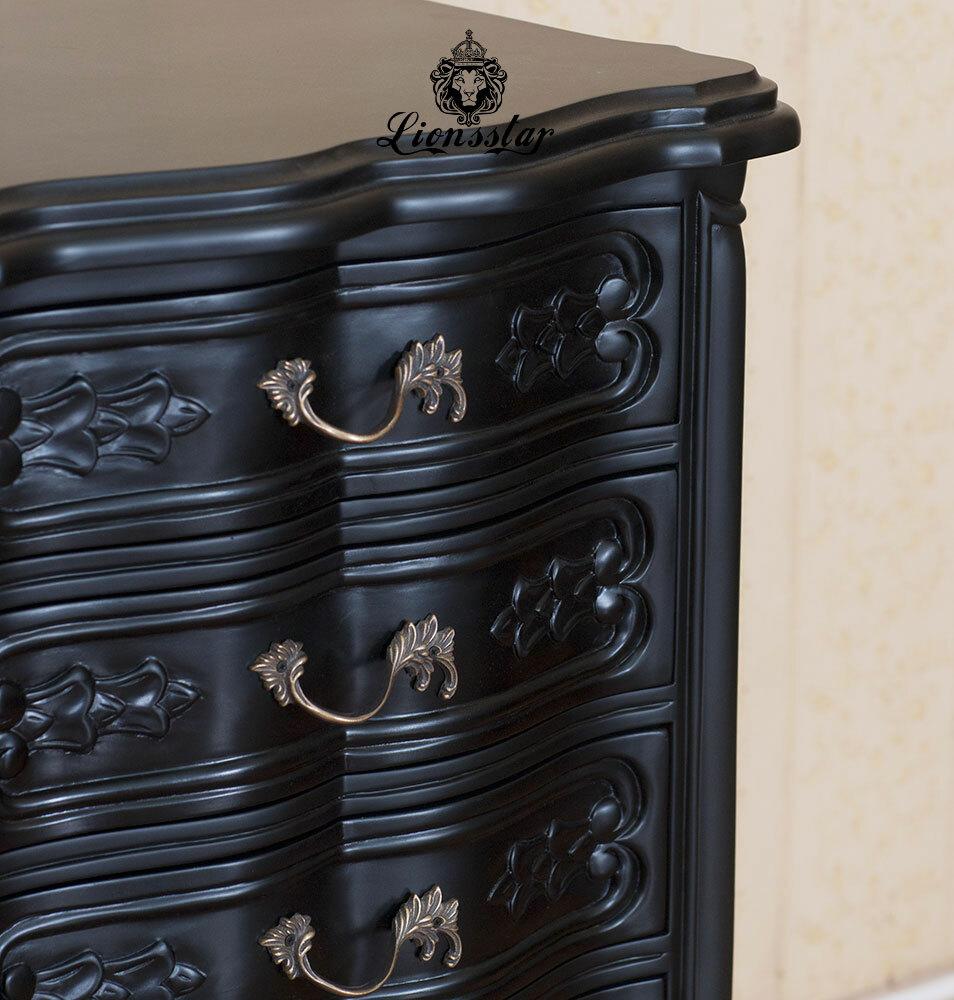 Luxus Spiegelkommode Edel Ornament