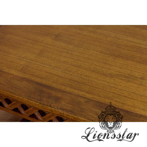 Couchtisch Barock Mahagoni Holz C.286