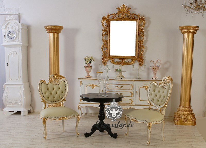 Luxus Stuhl