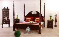 Barock Bett Doppelbett