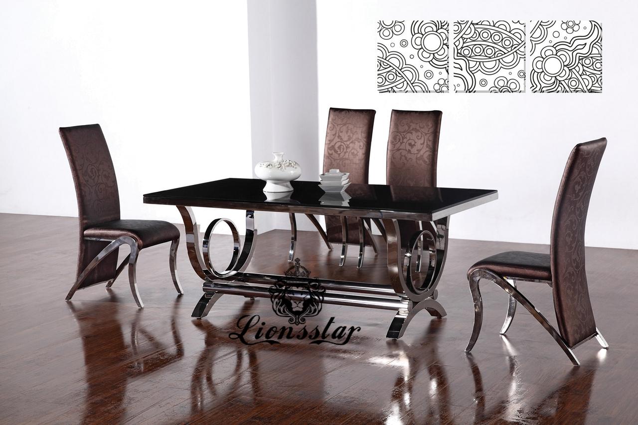 Designerset Tisch Modern