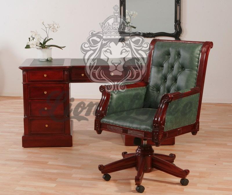 Schreibtischstuhl Braun