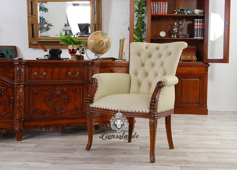Schreibtischstuhl Chesterfield