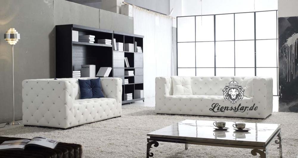 Luxus Sofa Weiß