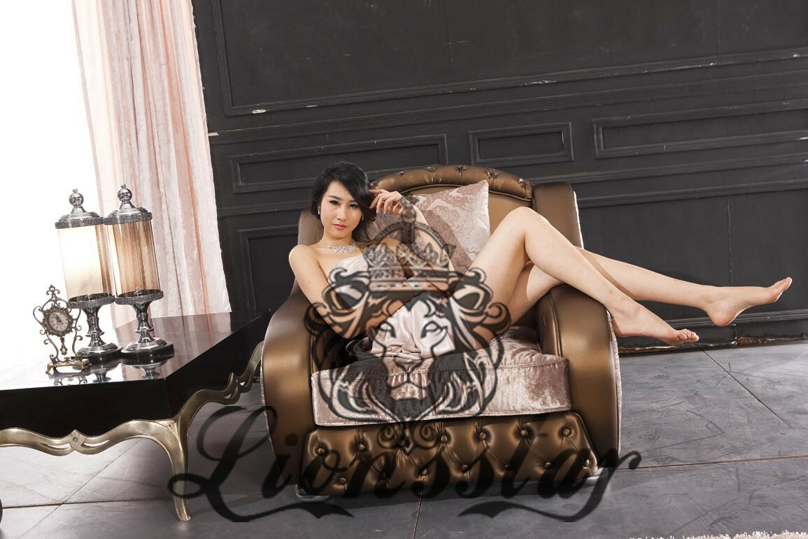 Luxus Couchgarnitur Gold Braun