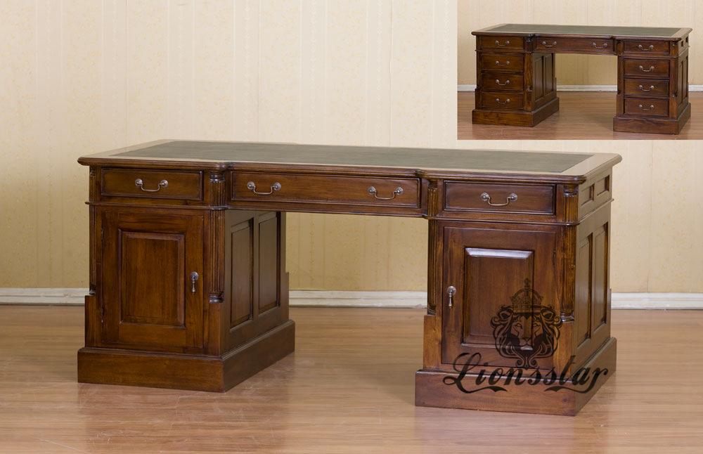 Massivholz Schreibtisch Emily