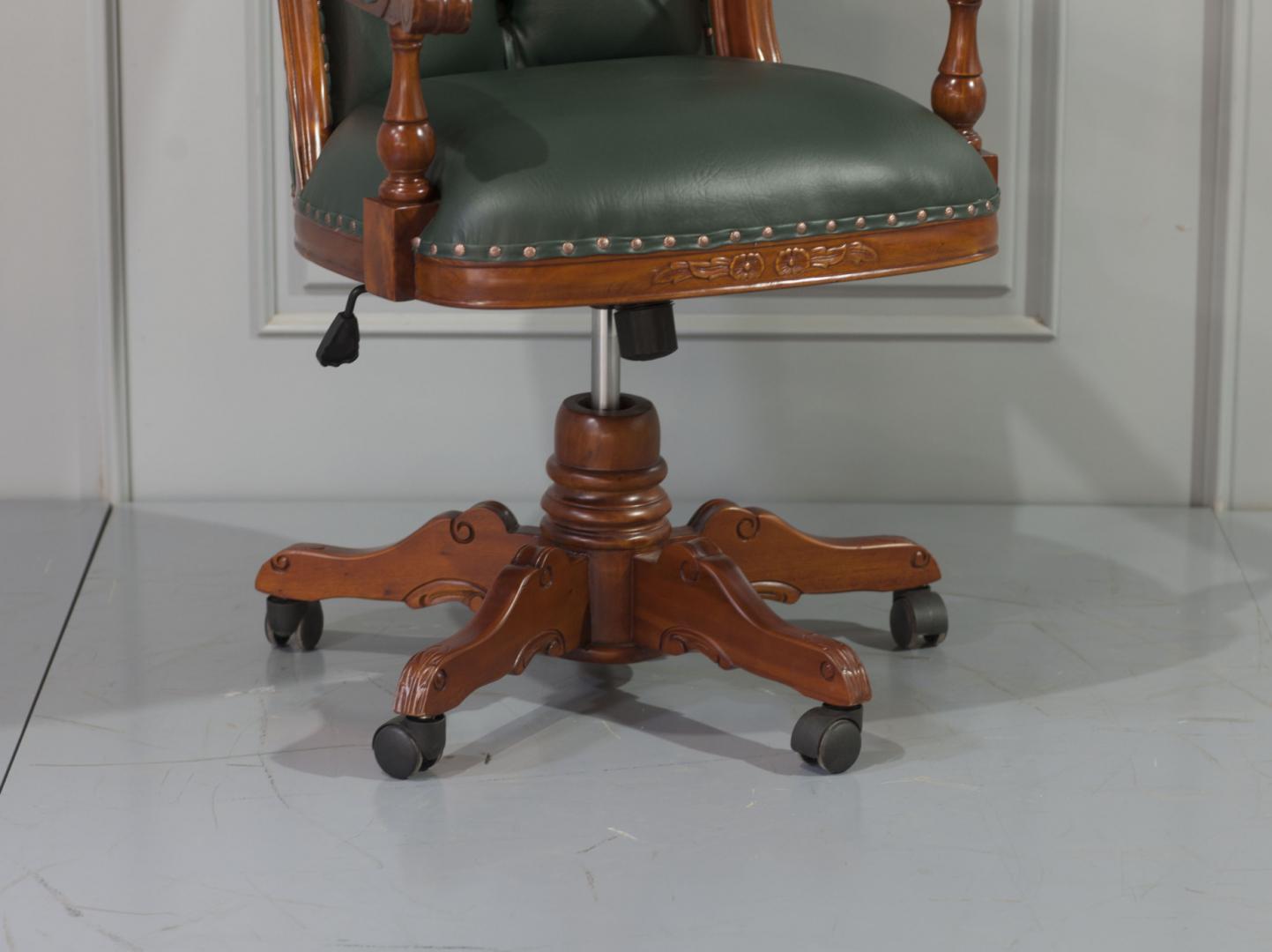 Barockstil Bürostuhl