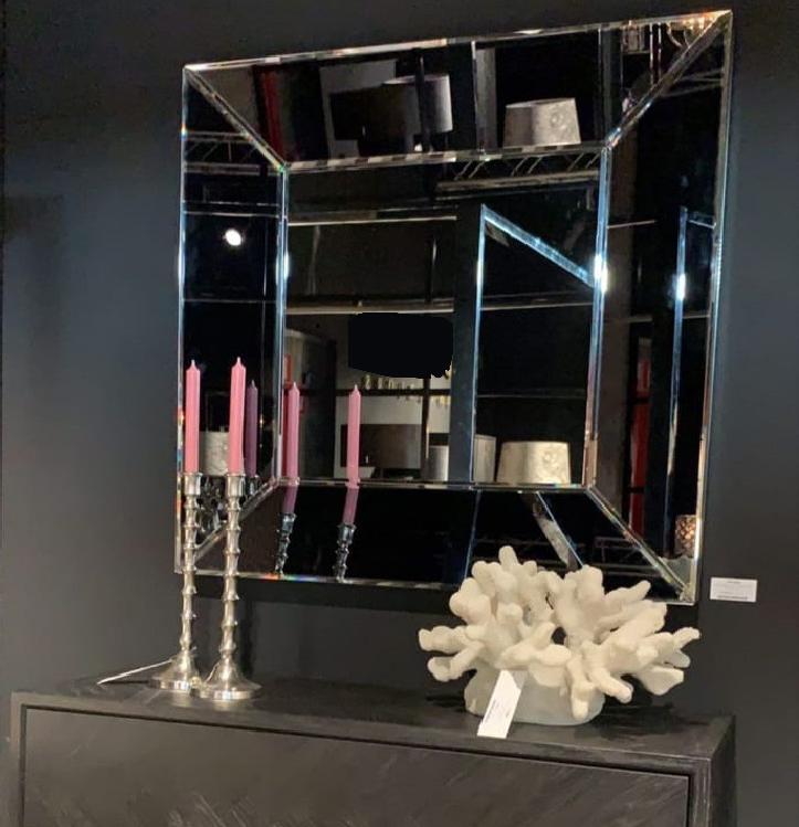 Designer Spiegelelement Spiegelwand