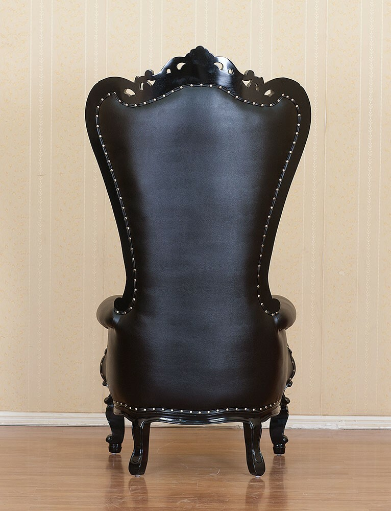 King Chair Gothic