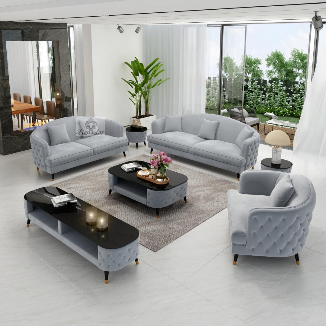 Elegantes Design Sofa-Set Aura Klassisch