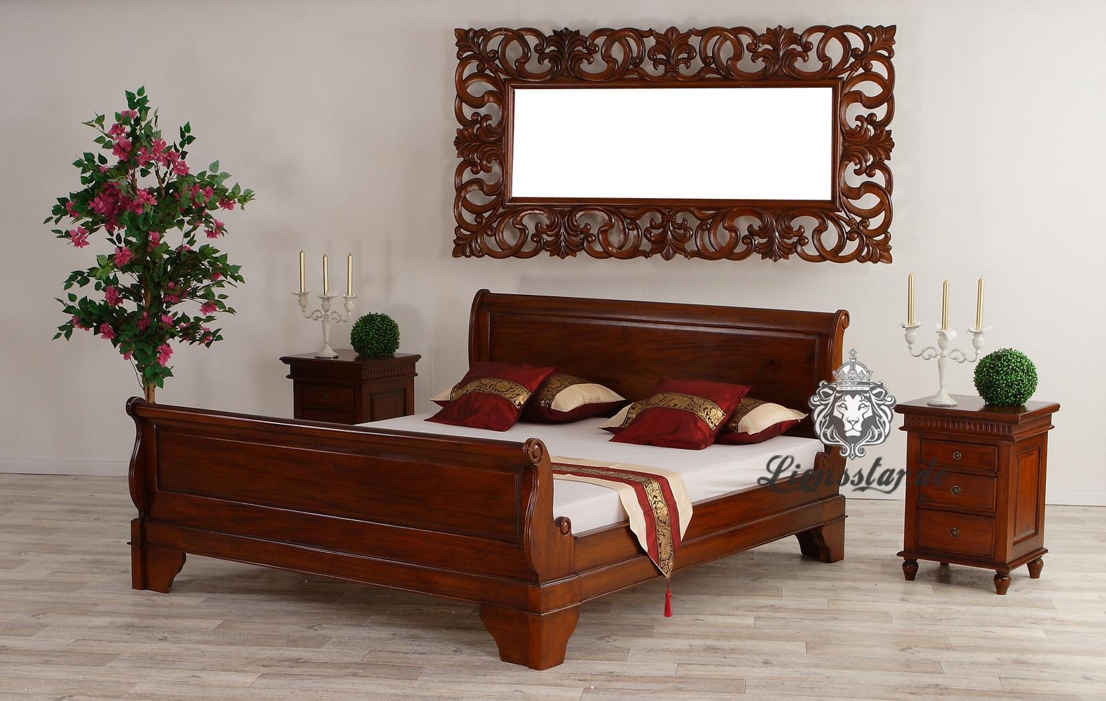 Luxus Empire Bett