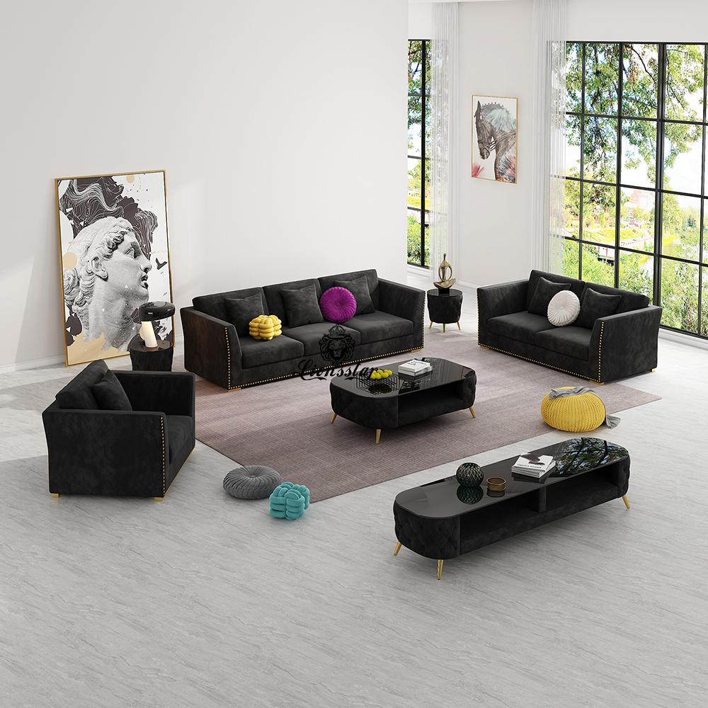 Sofa Set Leonis