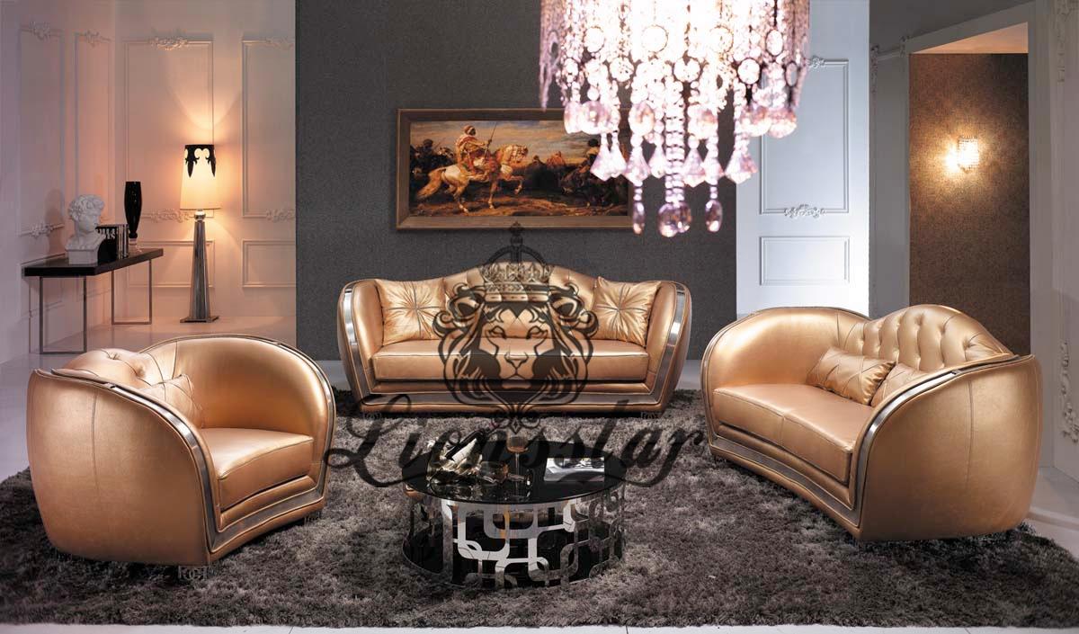 Wohnzimmer m bel luxus genie en lionsstar gmbh for Ohrensessel weinrot