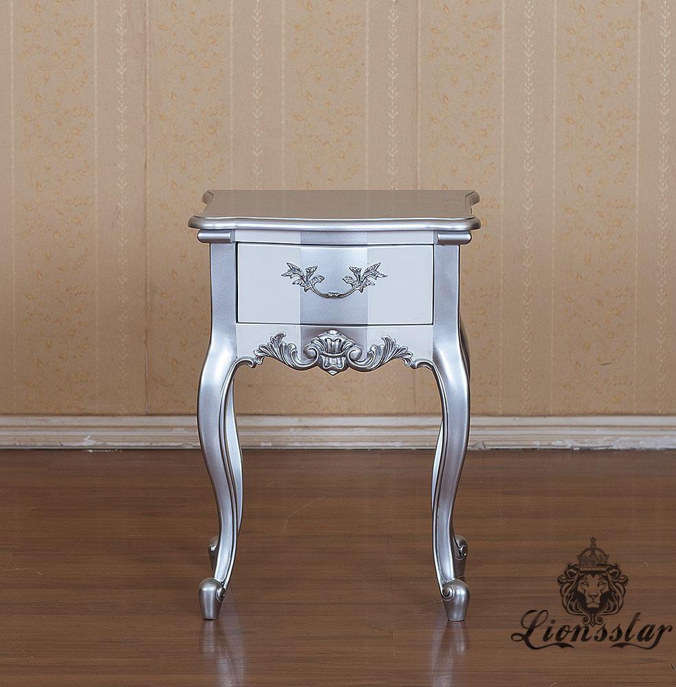 Nachttisch La Bande Weiß