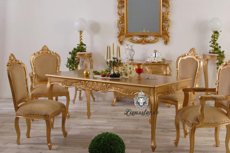 Esstisch Venezia Gold