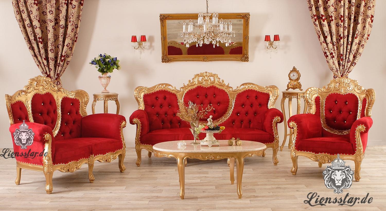 Barock Sofa
