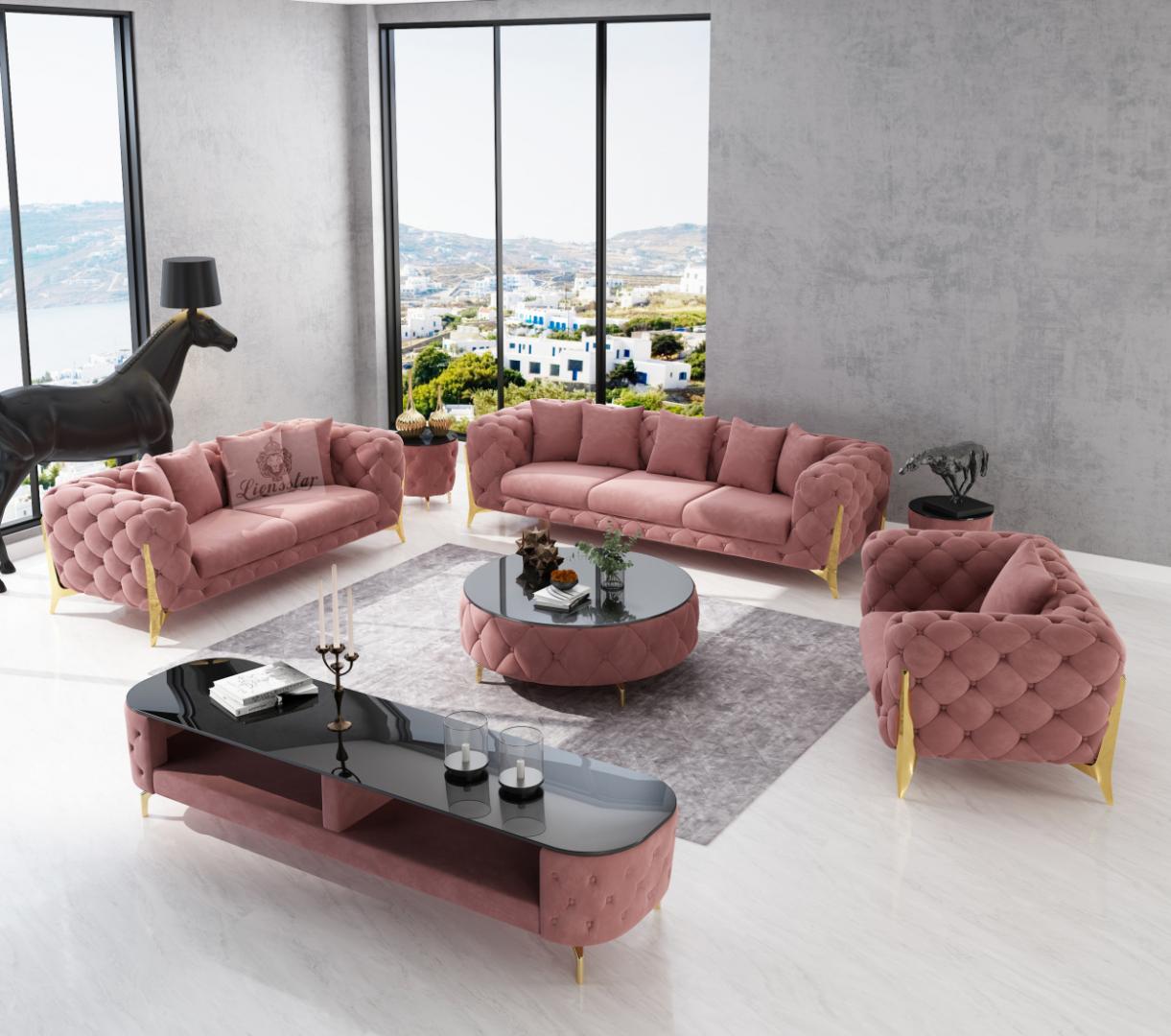 Luxus Design Sofa Set Clouds II