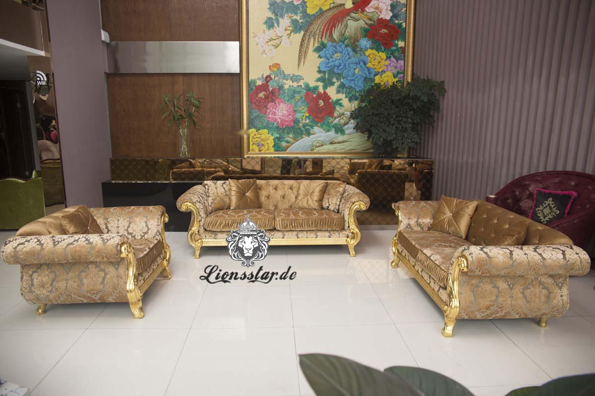 Barockstil Sofa