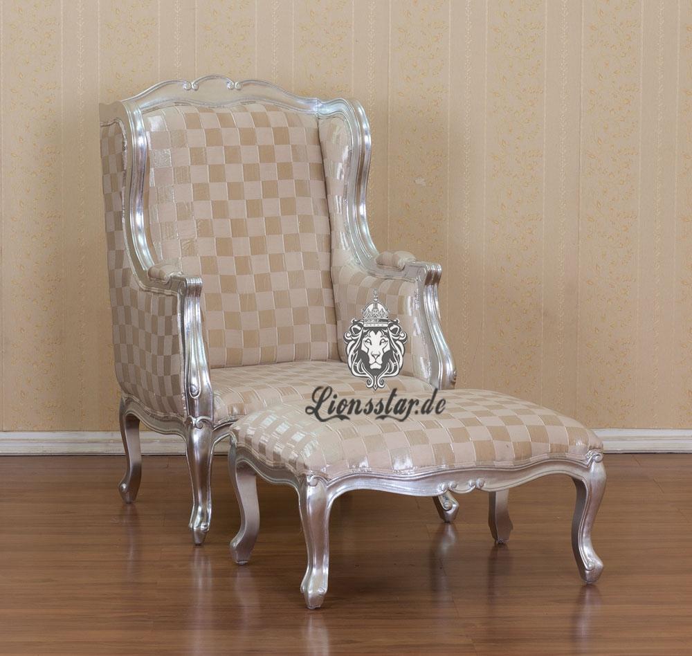 antike sessel lionsstar gmbh. Black Bedroom Furniture Sets. Home Design Ideas