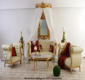 Sofa im Barockstil