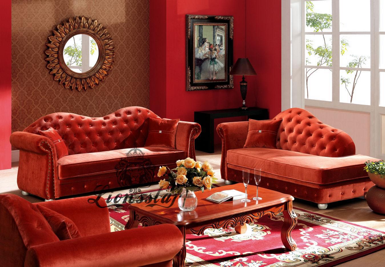 Ecksofa Sofa Set