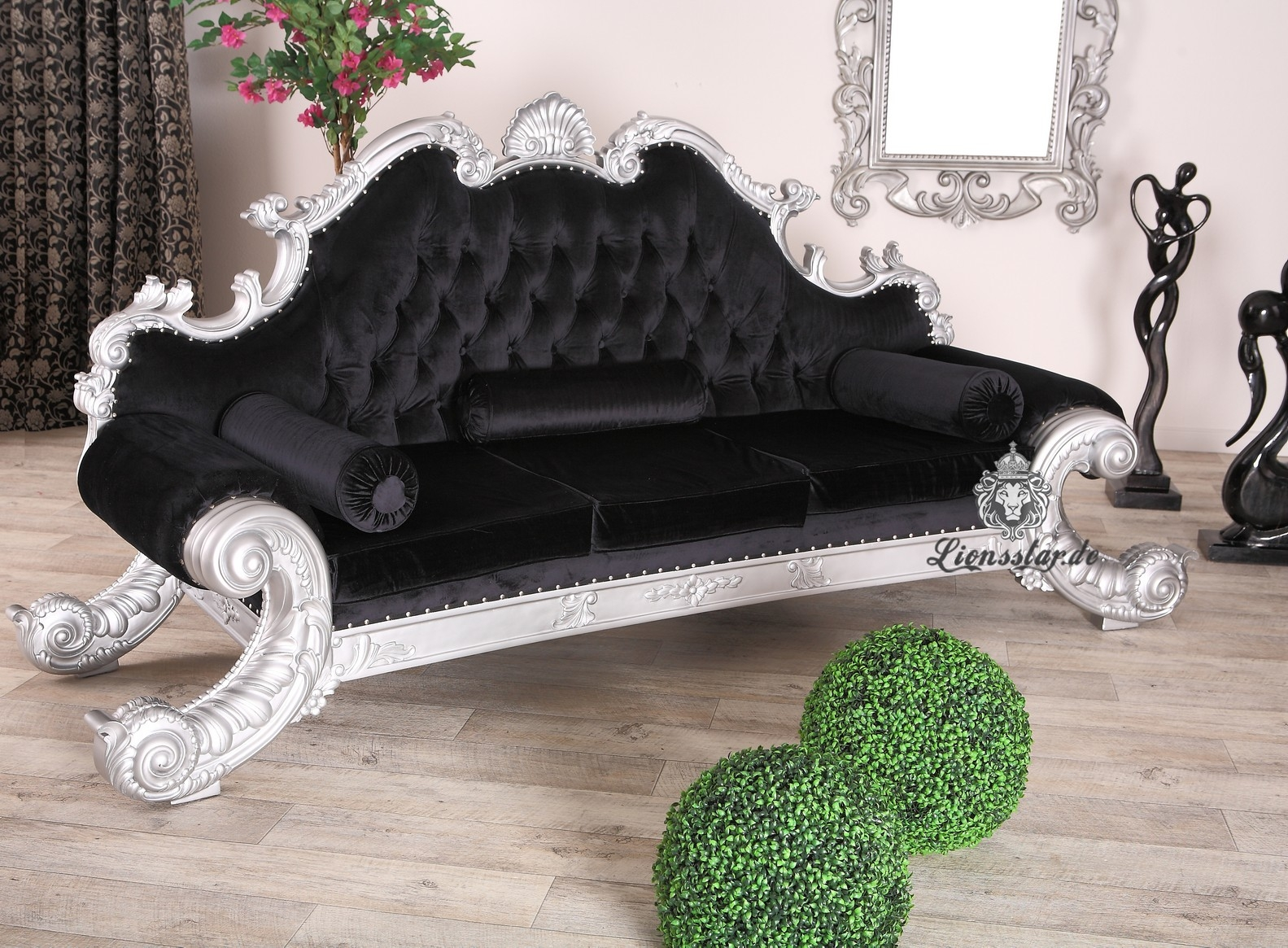 barock sofas luxus genie en lionsstar gmbh. Black Bedroom Furniture Sets. Home Design Ideas