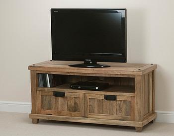 Fernsehtisch Naturholz