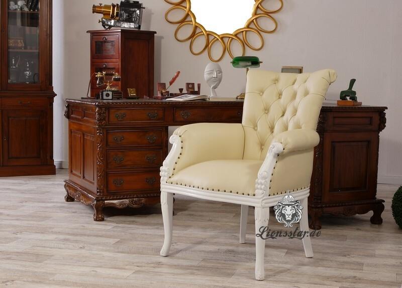 Schreibtischstuhl im Empirestil