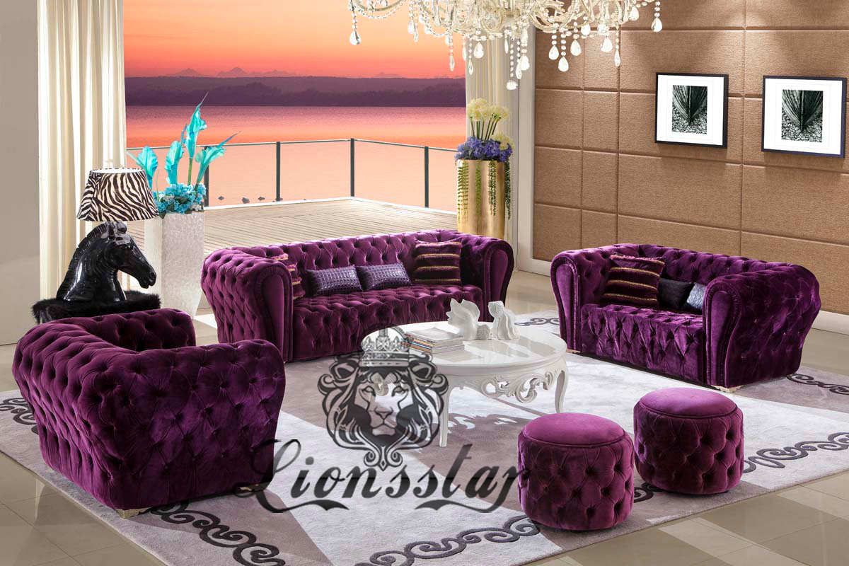 Luxus Sofa Set
